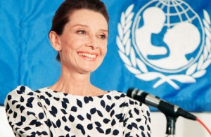 Audrey Hepburn dedicated much of her life to humanitarian causes with organisations like UNICEF