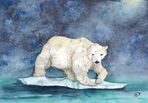 Paper Polar by Annie Dalton