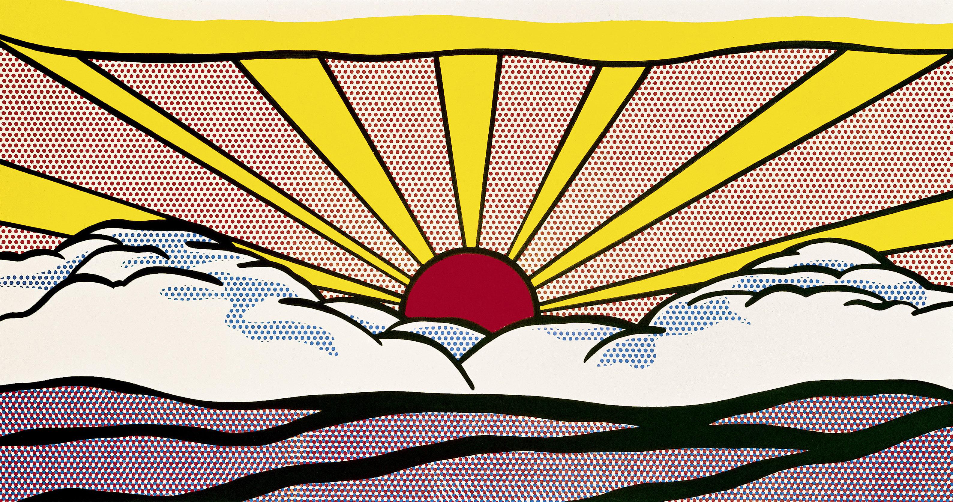 lichtenstein-sunrise