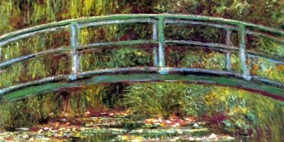 Monet Bridge at Giverny