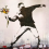'Flower thrower', Banksy