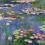 Monet, waterlillies