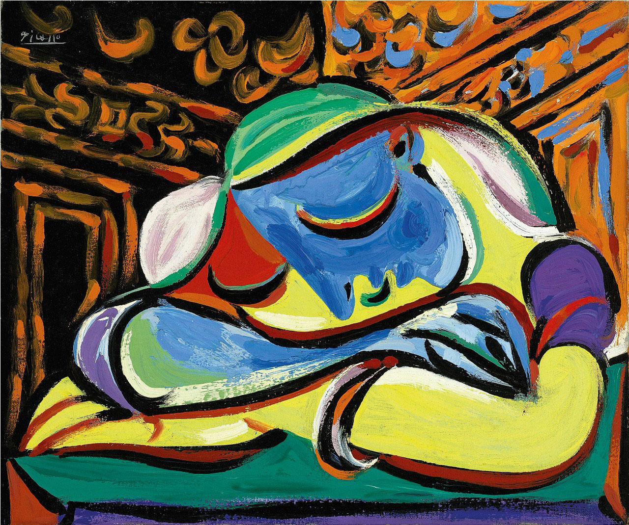 pablo picasso influence on modern art