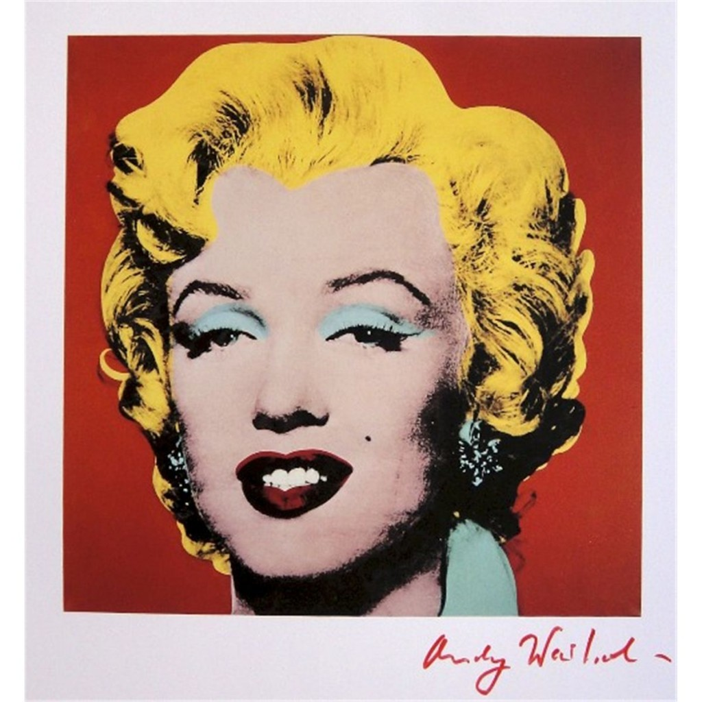 andy warhol pop art marilyn images. Black Bedroom Furniture Sets. Home Design Ideas