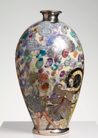 Artist Of The Week Grayson Perry Popup Painting
