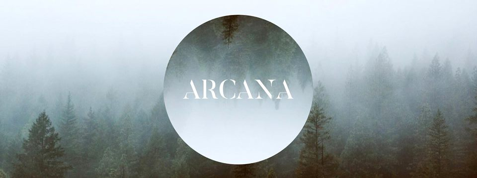 ARCANA! New group show in London - PopUp Painting