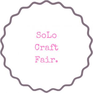 solo craft fair popup painting