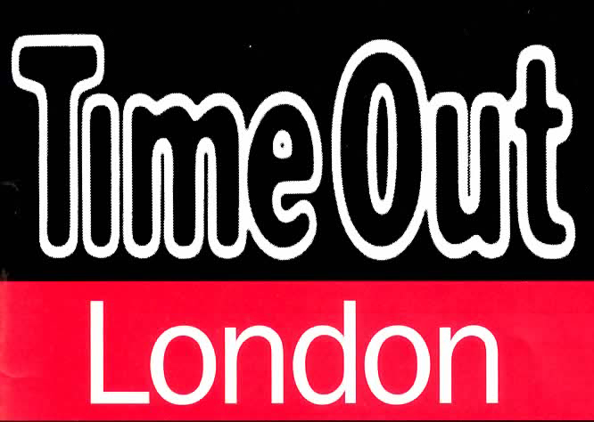 Timeout london popup painting