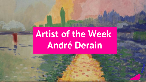 Famous Fauvism Art Paintings